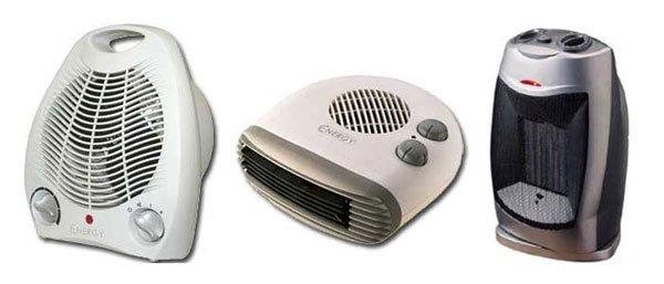 Тепловентилятор для дома